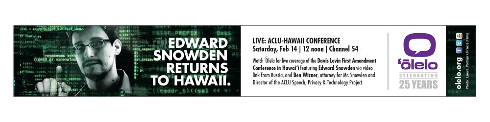ACLU-Hawaii Conference