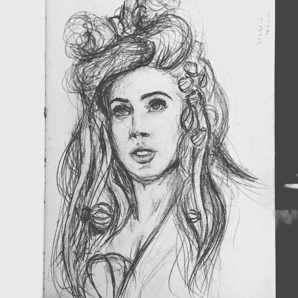 Lady Gaga - Seashell Girl