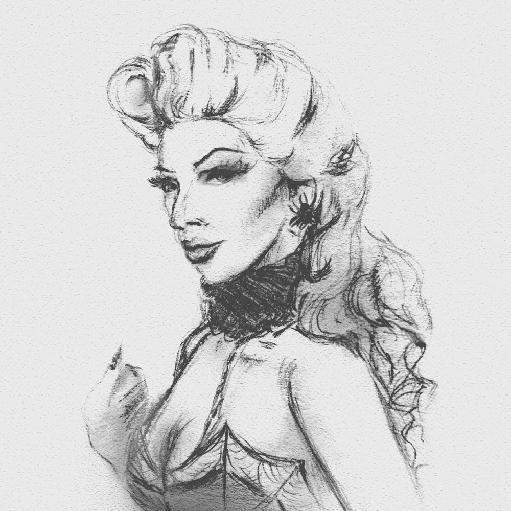 Violet Chatchki