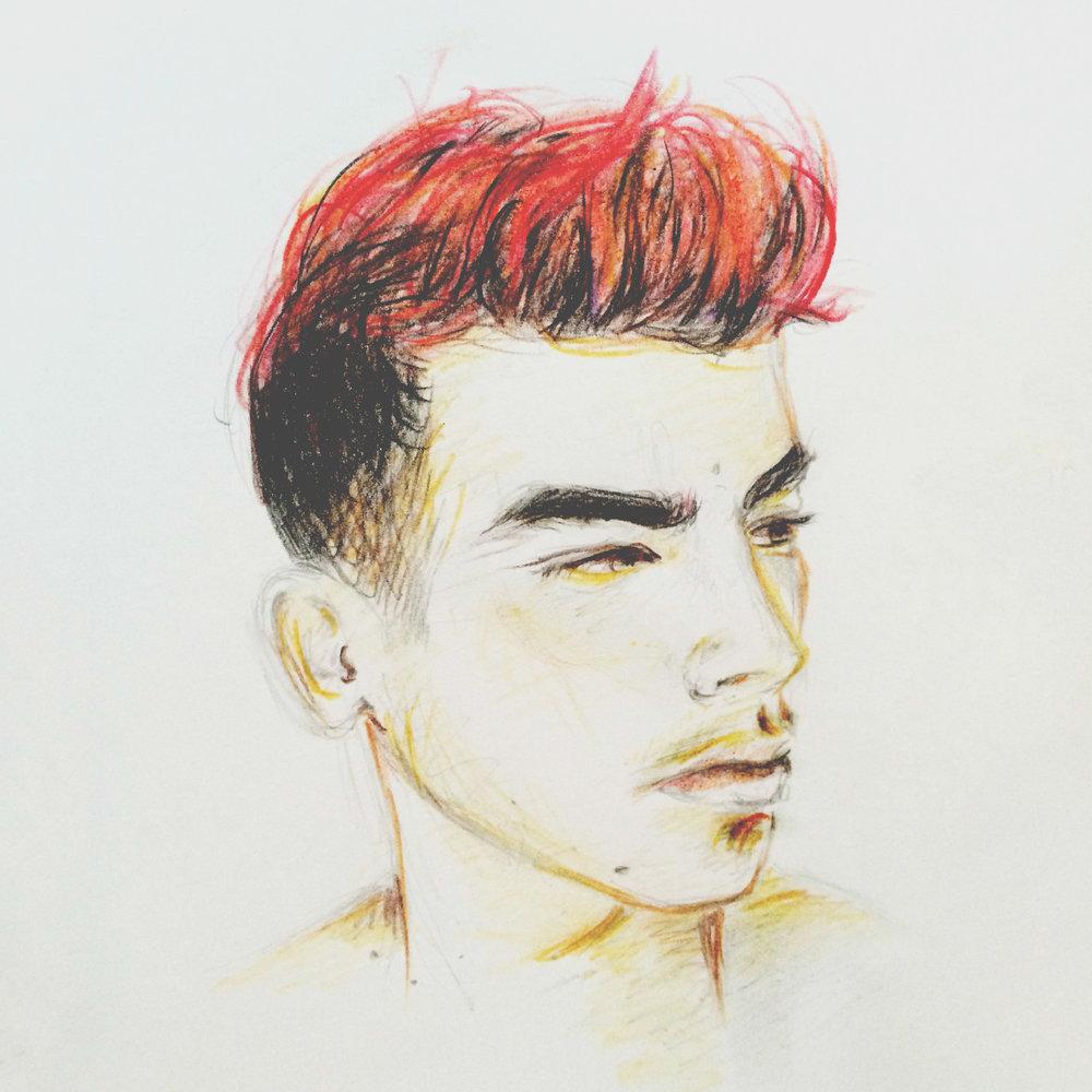 Joe Jonas – Red