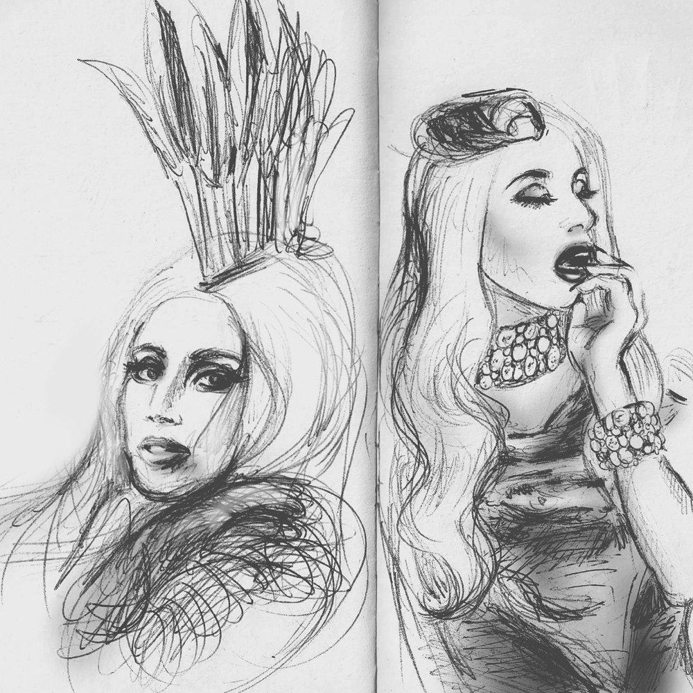 Lady Gaga - 2010 VMAs