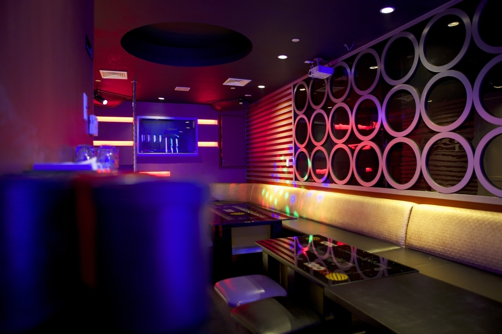 Karaoke Private Rooms For