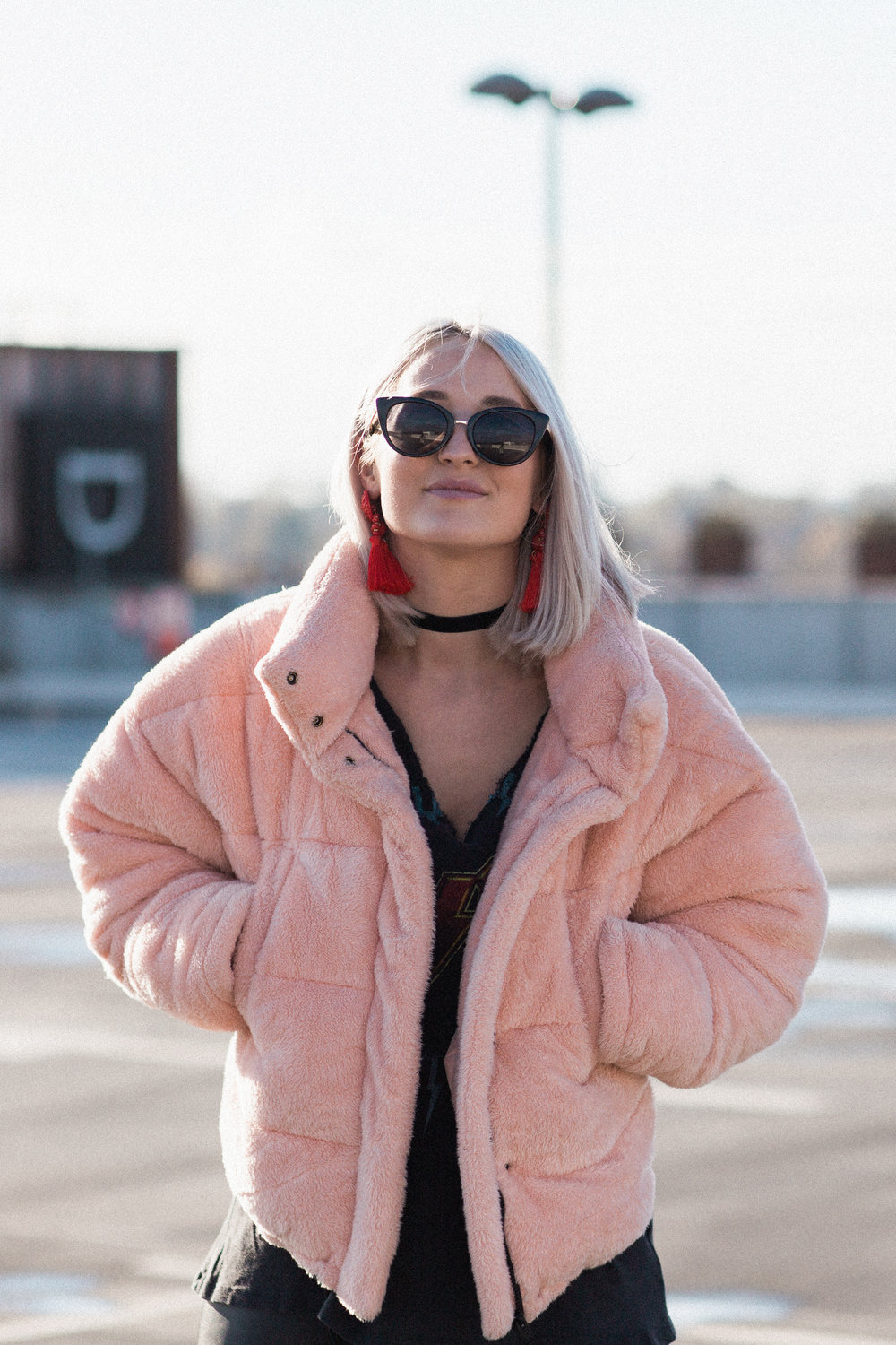 Jessica Withey - Fashion Blogger - Topshop - Urban Outfitters