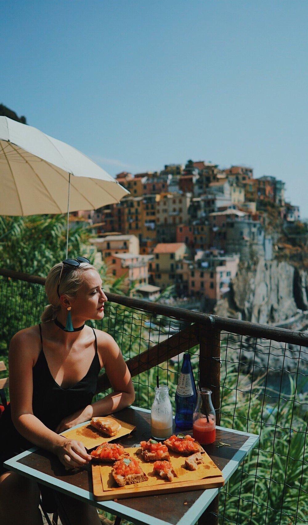 Nessun Dorma - Manarola - Cinque Terre, Italy - Jessica Withey - Travel Blog