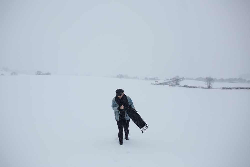 Snow Day - UK - England - Snow - Blog - Jessica Withey