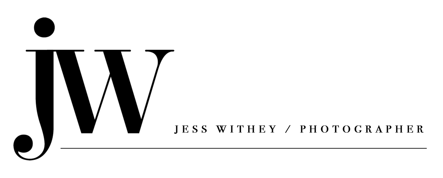 Jess Withey - Fashion Photographer