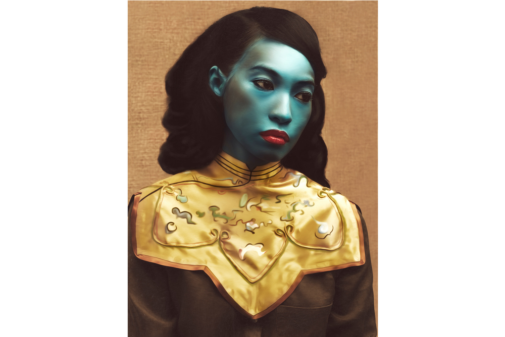 Rebecca Riegger _ Art _ Blue Lady.jpg