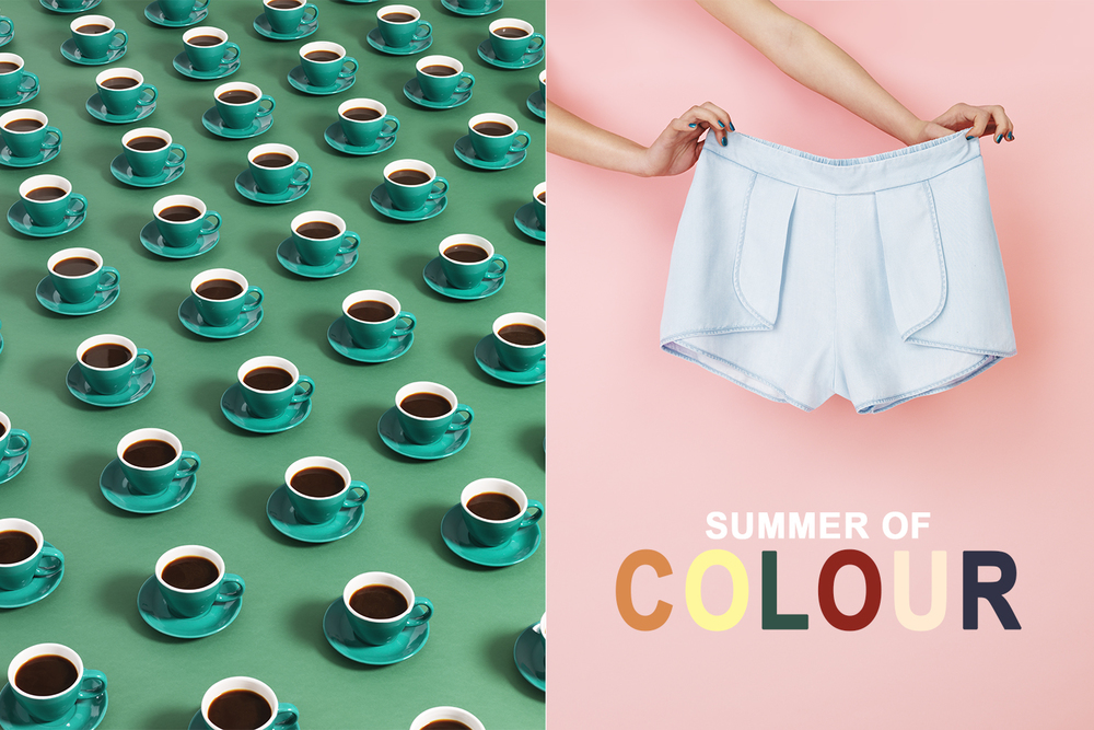 FEDERATION CENTRES |  SUMMER OF COLOUR