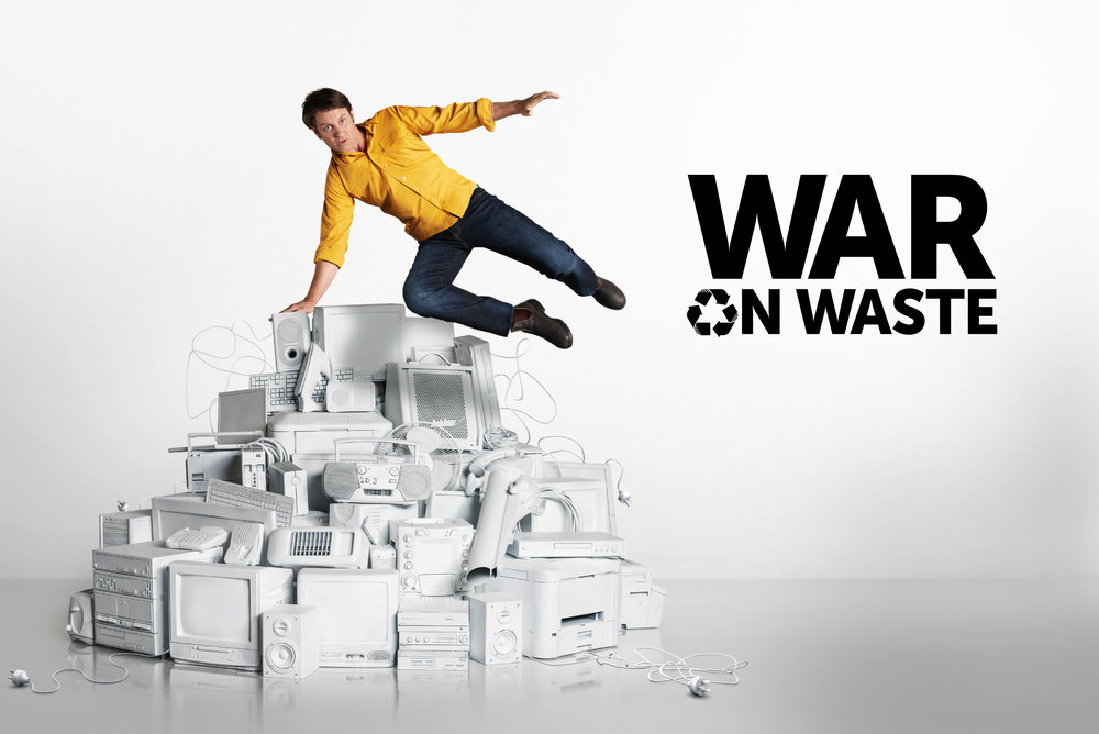 ABC |  WAR ON WASTE