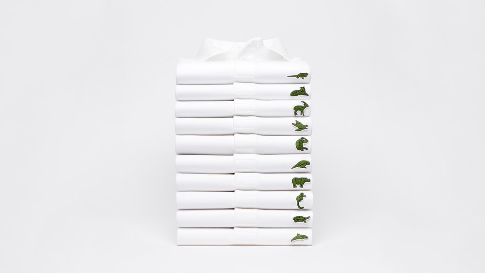 3d8d7d8f20 Lacoste - Save Our Species — .IMGS