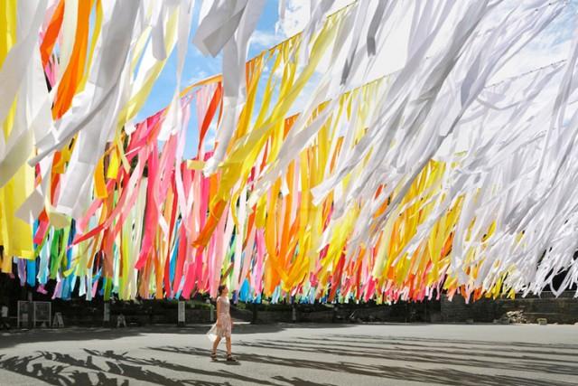 Shinjuku Creators Festa 2014  , l'artiste  Emmanuelle Moureaux  -