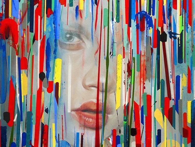 Painter  Erik Jones 's work