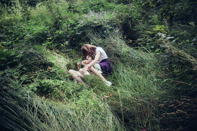 Lara Gasparotto, a young Belgian photographer's work