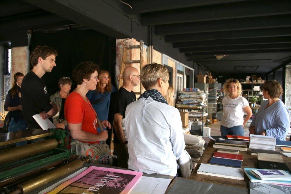 FEATURE OM THE INDEPENDANT ART SPACES IN COPENHAGEN