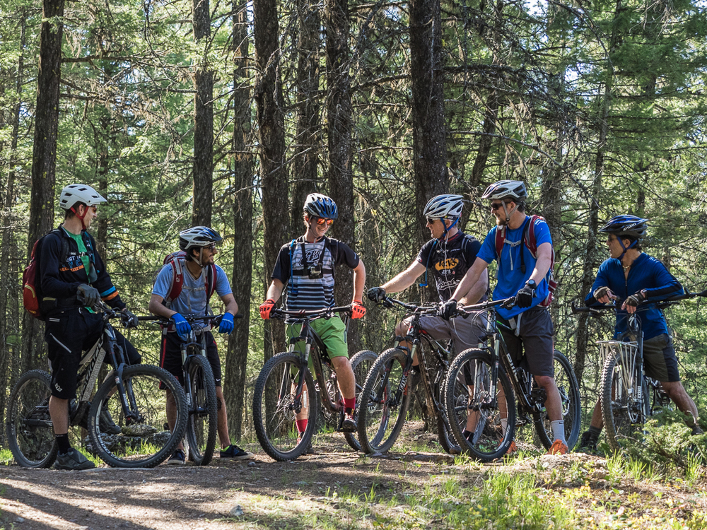 Copy of Mountain biking semesters at RIDGE Academy