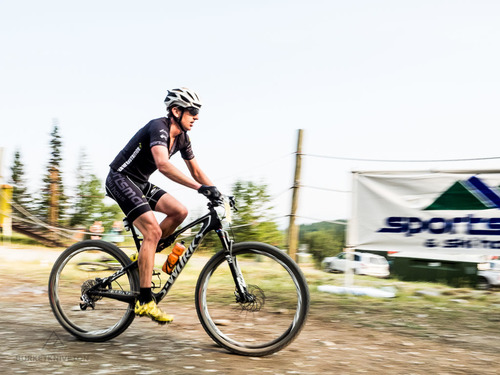 Ridge Academy Mountain Bike racing