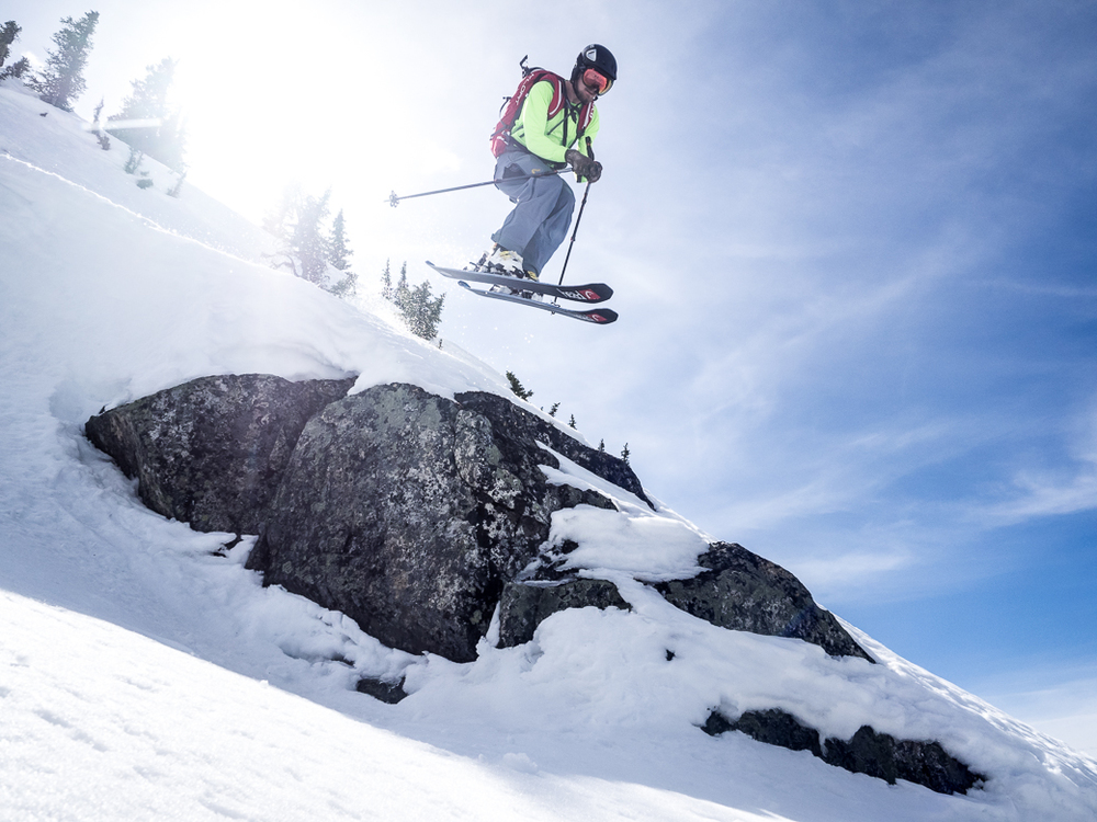 Skiing gap year USA