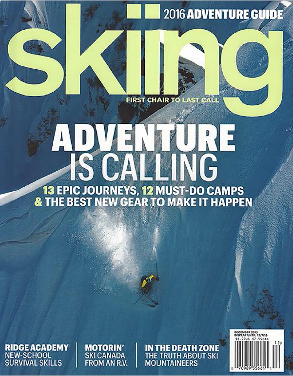 RIDGE Skiing Magazine