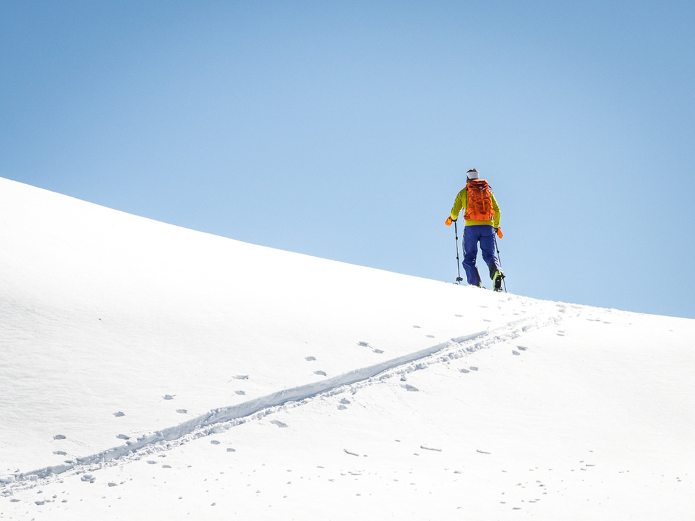 Ski Mountaineering Montana