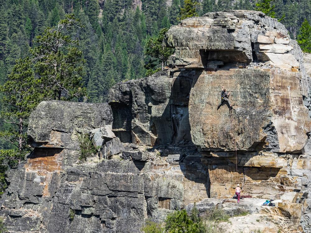 Gap Year Climbing