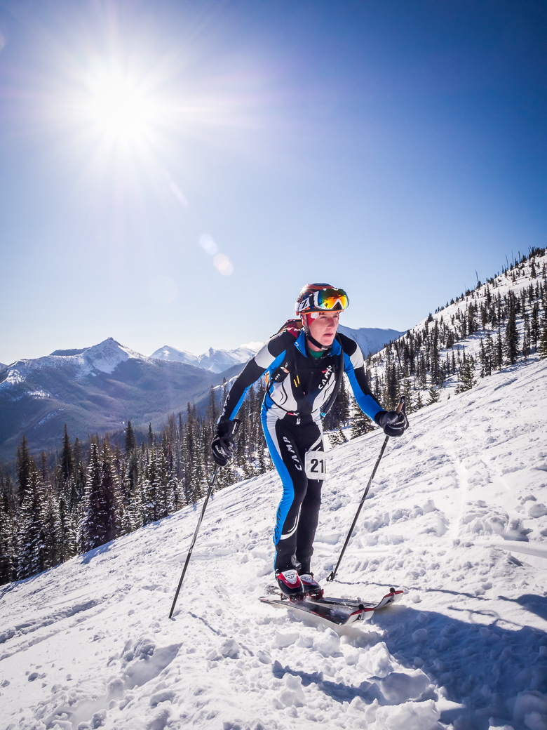 Ski Mountaineering Racing Gap Year