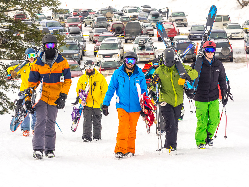 Skiing Gap Year Program