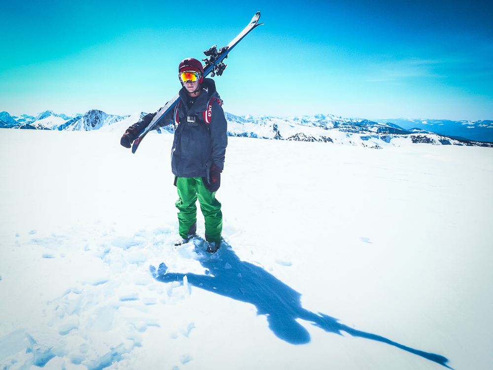 Skiing Gap Semester Montana