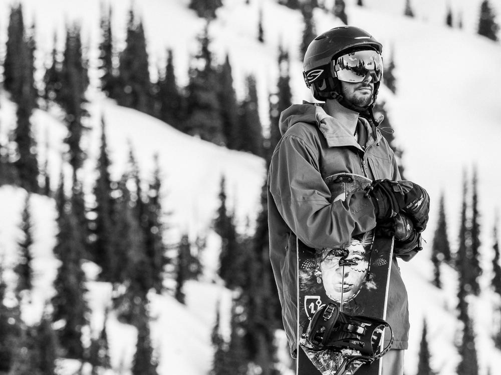 Snowboard Coaching Montana