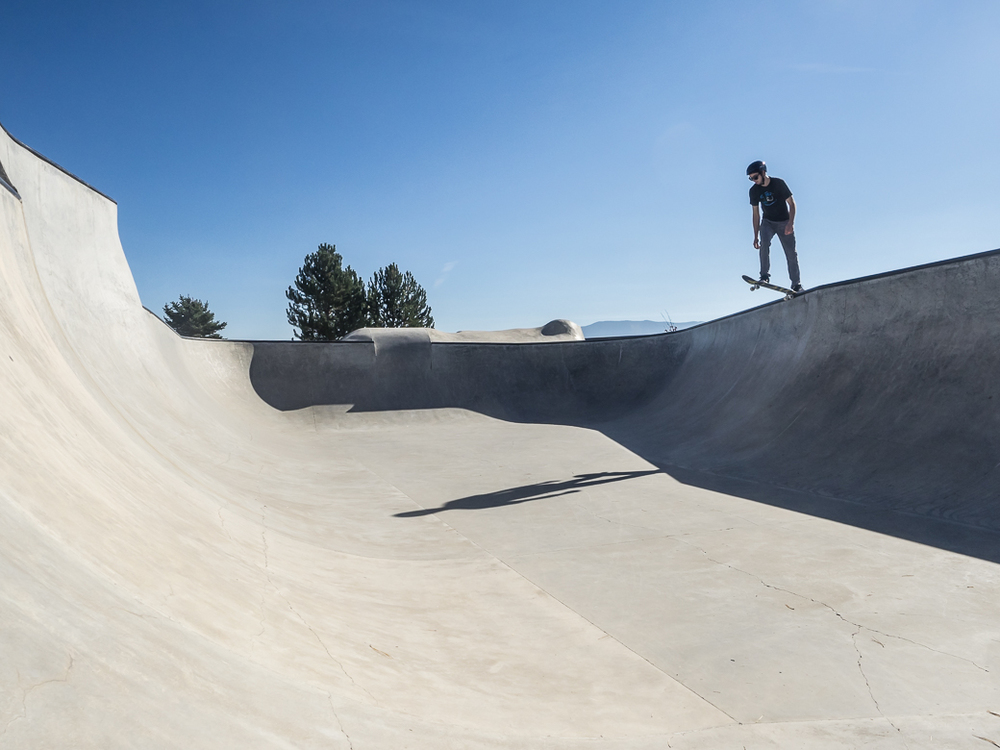 Skateboarding Gap Semester