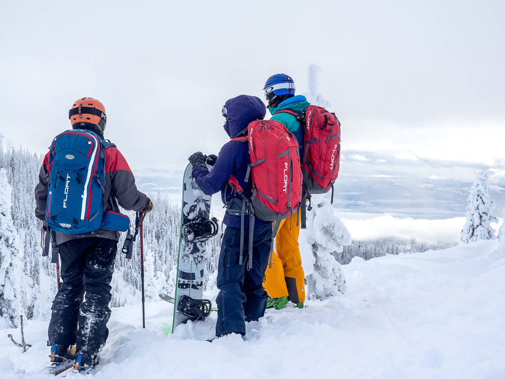 Ski Touring Gap Year Program