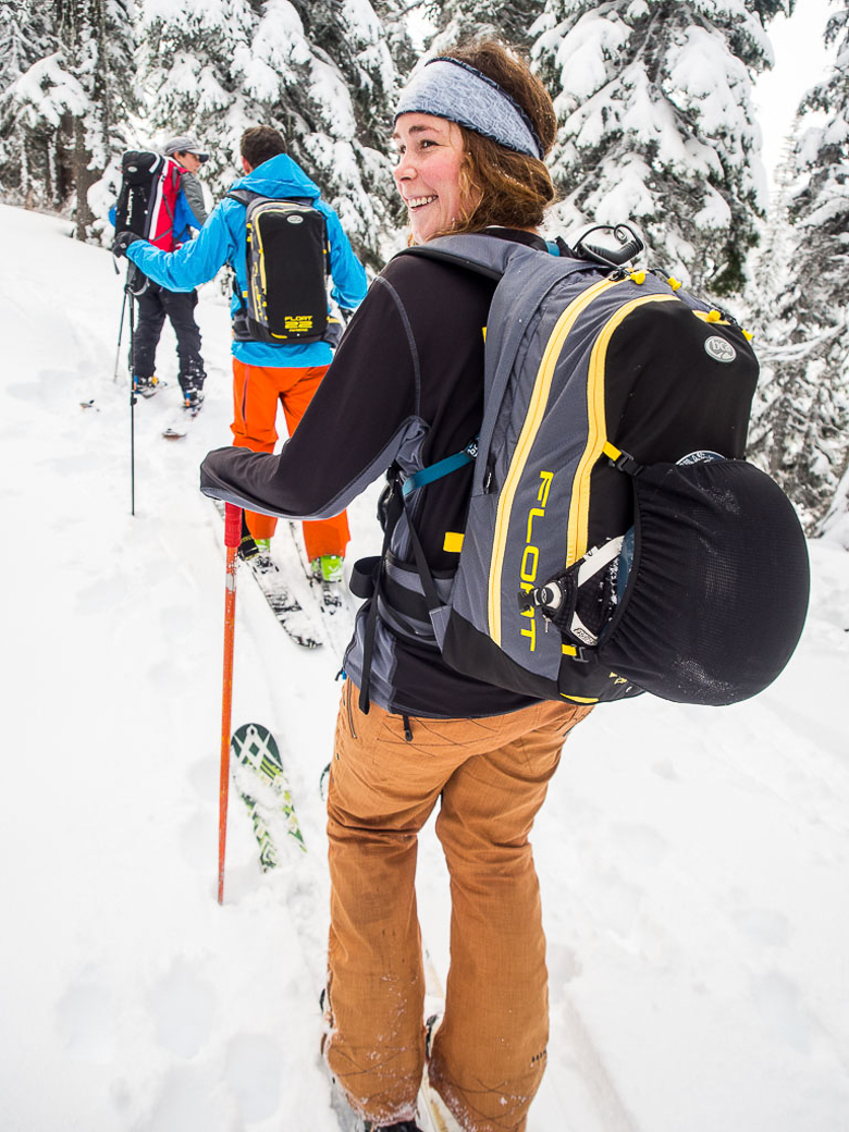 Ski Touring Gap Year