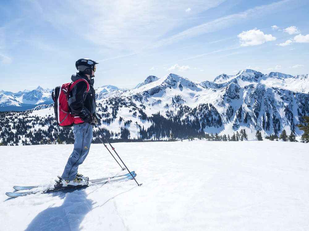 Ski Touring Gap Year Montana