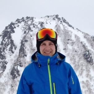 Joel Anderson Coach Snowboard