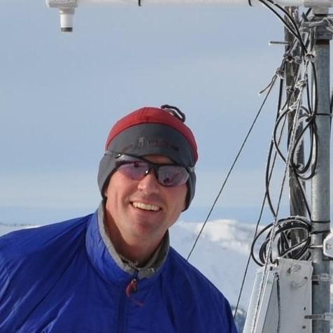 Erich Peitzsch Lead Forecaster USGS/GNP