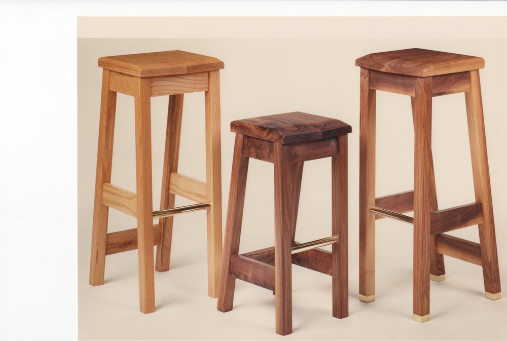 Stools.   Click picture to enlarge