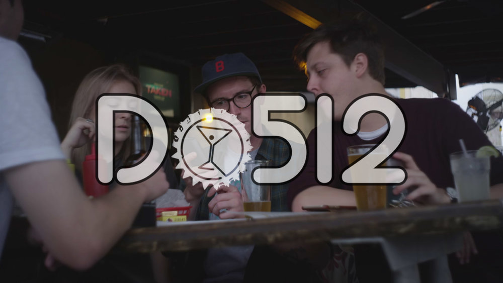 "Do512 ""What are you doing tonight?"" - Social Campaign"