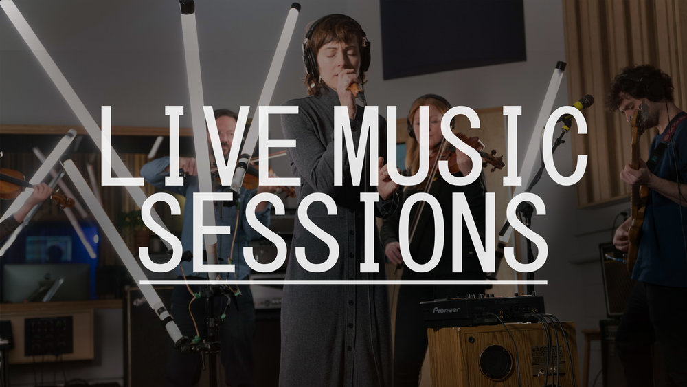 Live Music Sessions