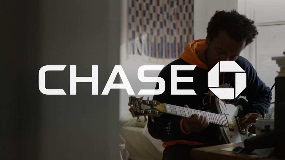 "Chase ""Big Break"" - Digital Campaign"