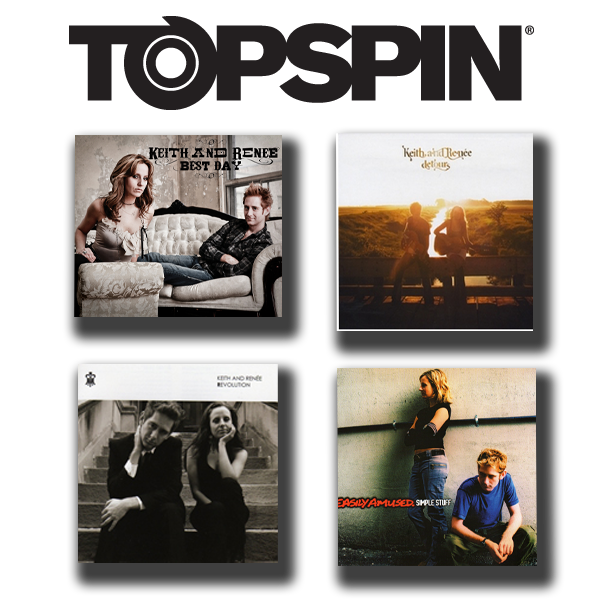Purchase all Keith and Renée's CDs on TopSpin