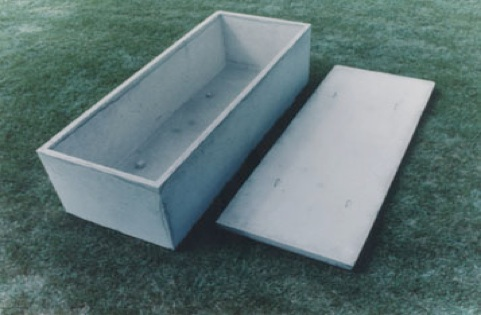 Concrete Box - $695