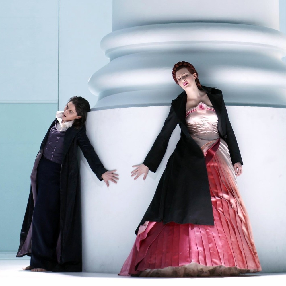 Vitellia in La clemenza di Tito Teatro Real de Madrid (Photo credit: Javier del Real)