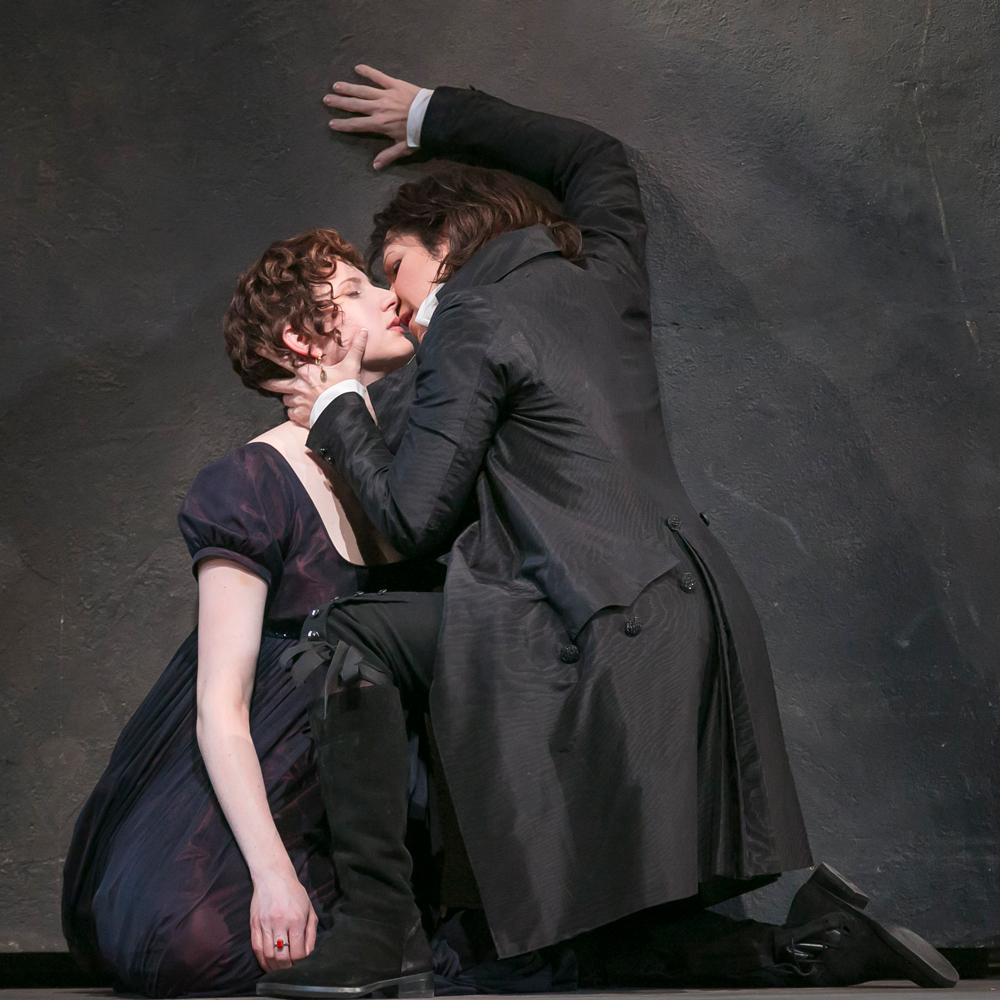 Vitellia in La clemenza di Tito Lyric Opera of Chicago (Photo credit: Todd Rosenberg)