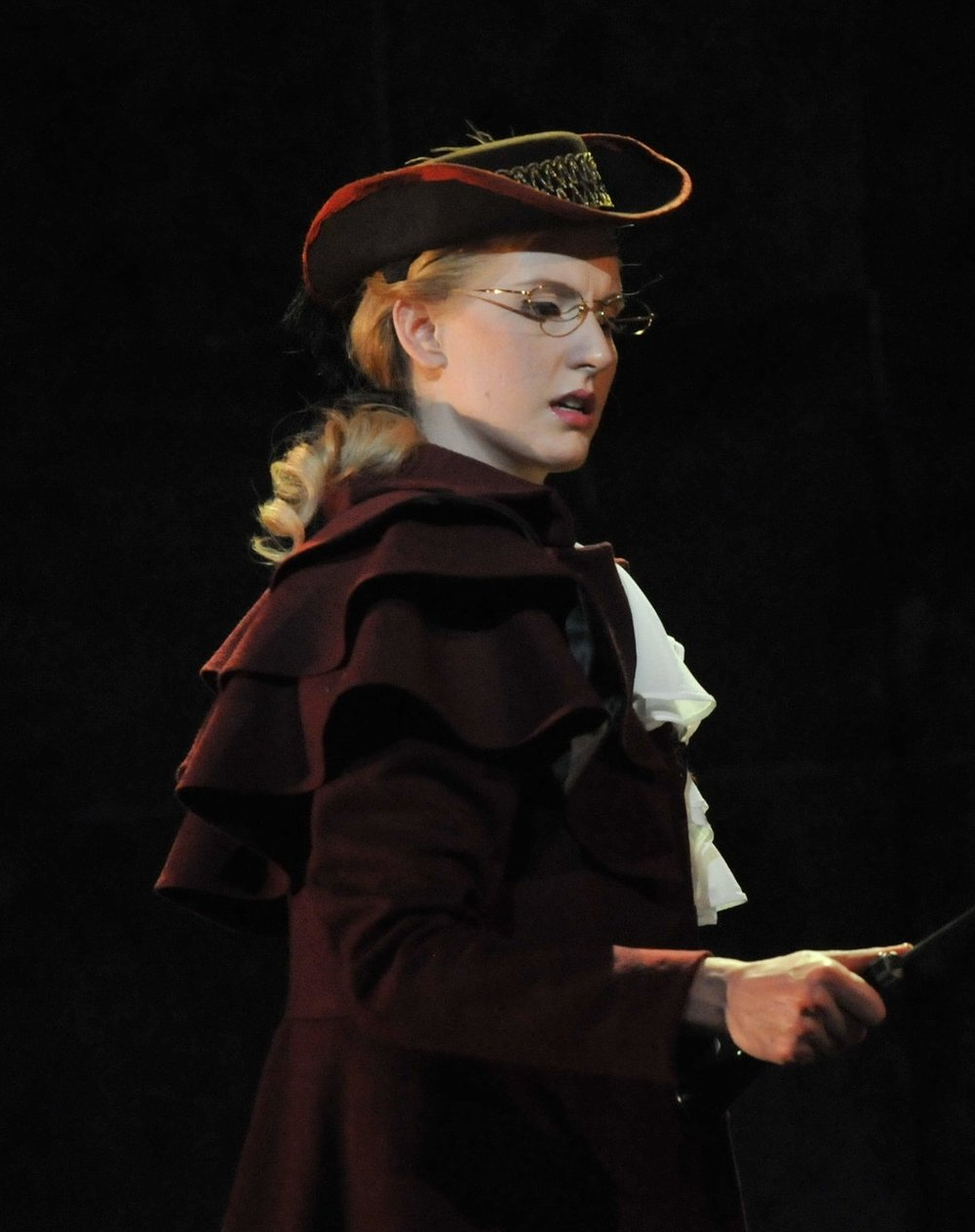 Donna Elvira in  Don Giovanni  Photo credit: Kelly & Massa Photography / Opera Philadelphia