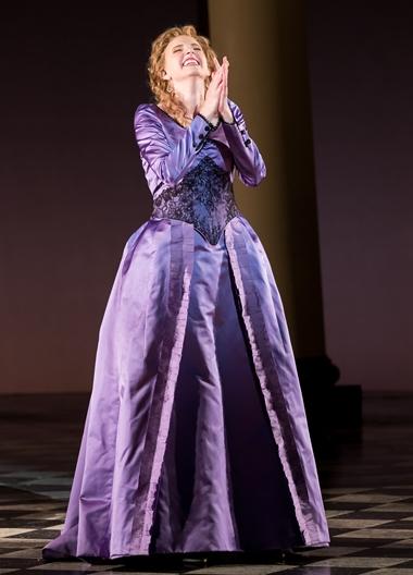 Countess in  Le nozze di Figaro  Photo credit: Scott Suchman / Washington National Opera