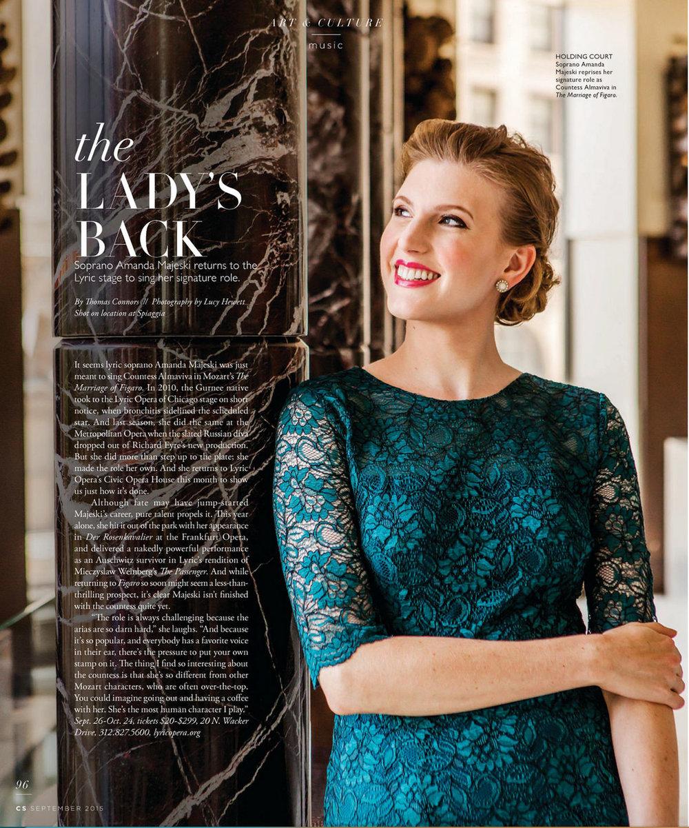 Photo credit:Lucy Hewett / CS Modern Luxury