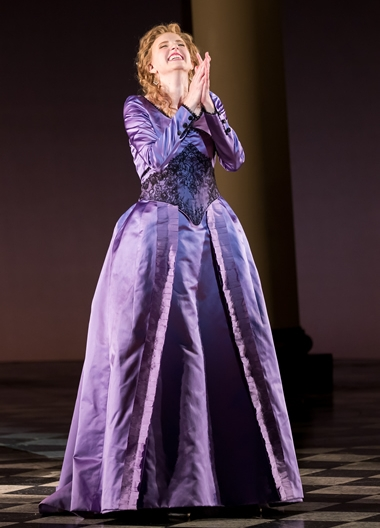Countess in  Le nozze di Figaro  Photo credit: Scott Suchman / Washington National Opera