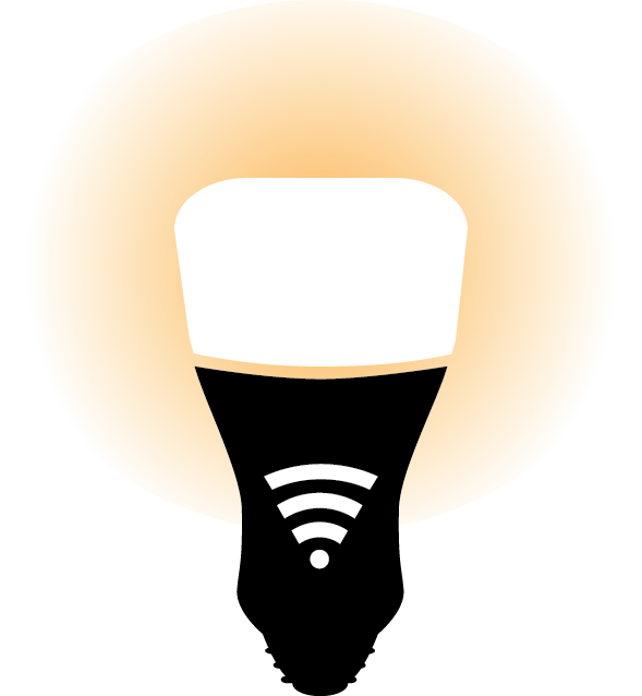 - Wireless-enabled Lighting Hardware