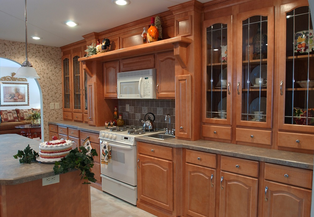 Pleasant Valley Homes — Hearth Wall - Galley