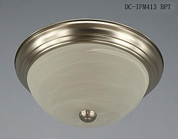 Pewter Bedroom Light