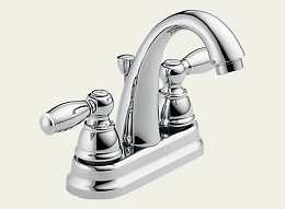 DELTA APEX CHROME BATH LAV FAUCET